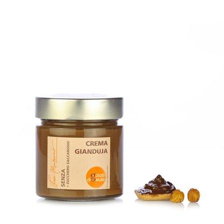 Crema Gianduja Senza Zucchero 250g