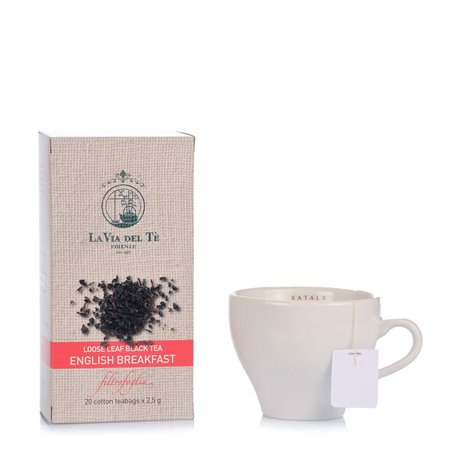 Tè Nero English Breakfast 20 Filtri