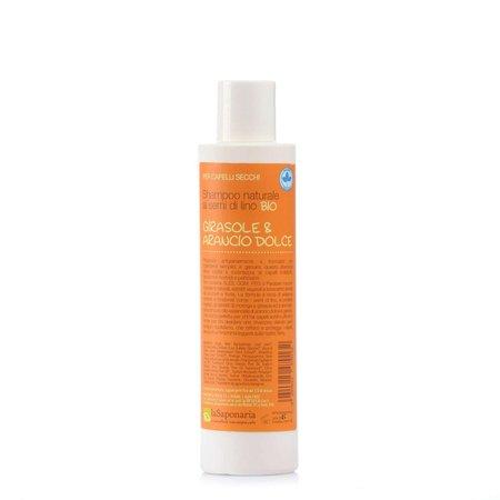 Shampoo Girasole e Arancio Dolce 200ml
