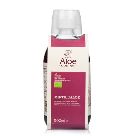 Mirtill'Aloe 500ml
