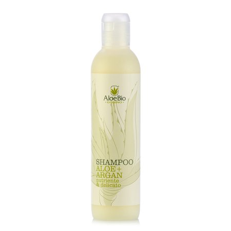 Shampoo Nutriente Aloe & Argan 250 ml
