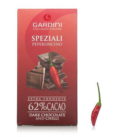 Tavoletta Fondente 62% Peperoncino 80g
