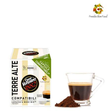 Espresso Terre Alte 16 Capsule