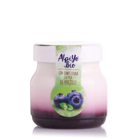 Yogurt Bio al Mirtillo 125g