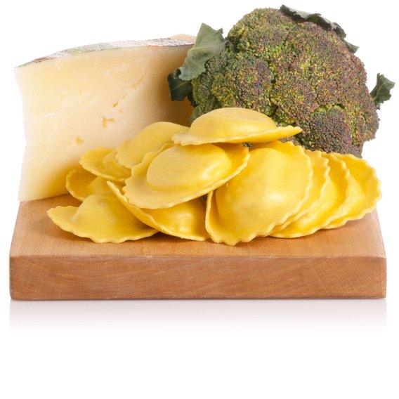 Girasoli Montasio e Broccoli 250g