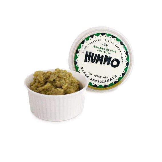 Hummus di Ceci alle Olive  130g