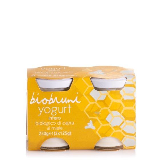 Yogurt di Capra Bio al Miele  2x125g