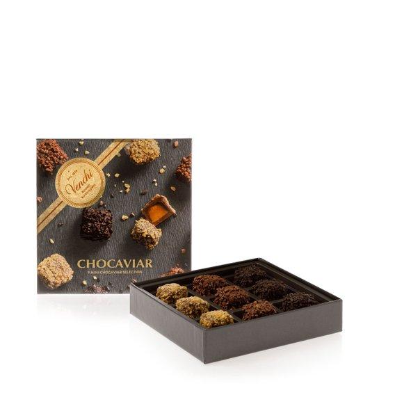 Cofanetto Lusso Mini Praline Chocaviar 130g