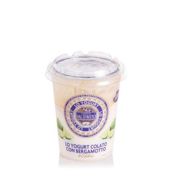 Yogurt al Bergamotto 180g