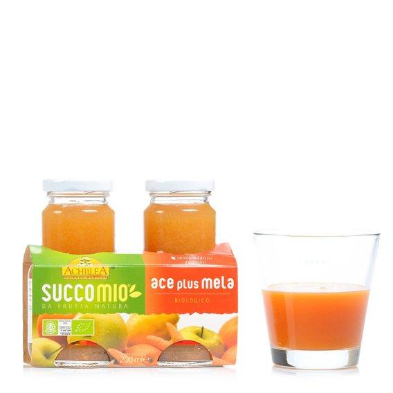 Succomio Aceplus mela 2x 200ml