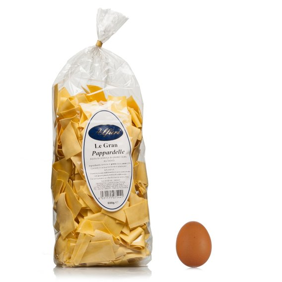 Gran Pappardelle Uovo 500g