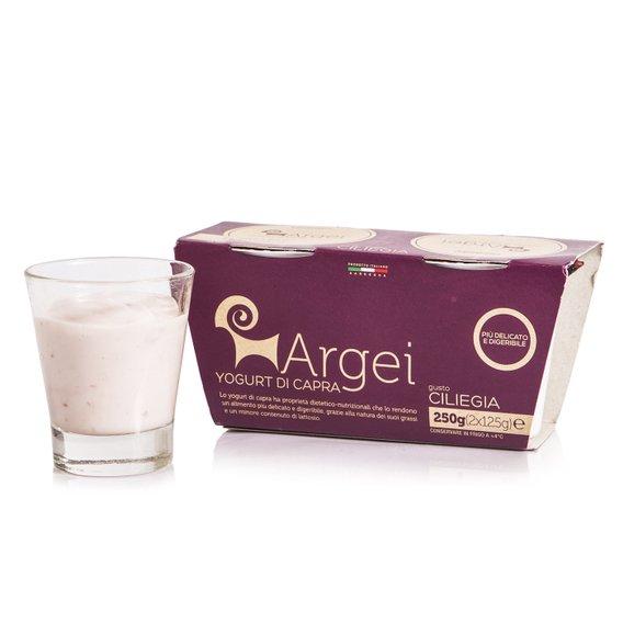 Yogurt di Capra alla Ciliegia  2x125g
