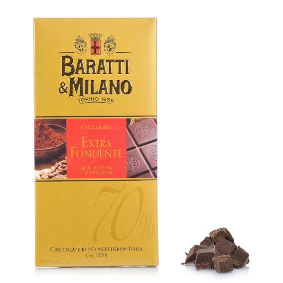 Tavoletta Fondente Extra 70%  75g