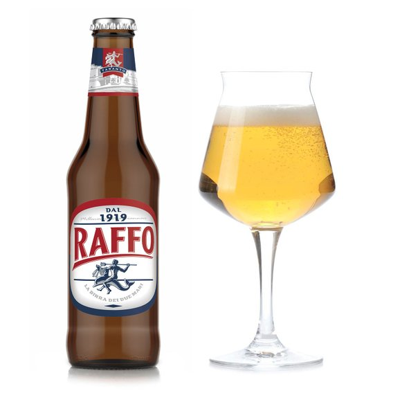 Birra Chiara Raffo 0,33l