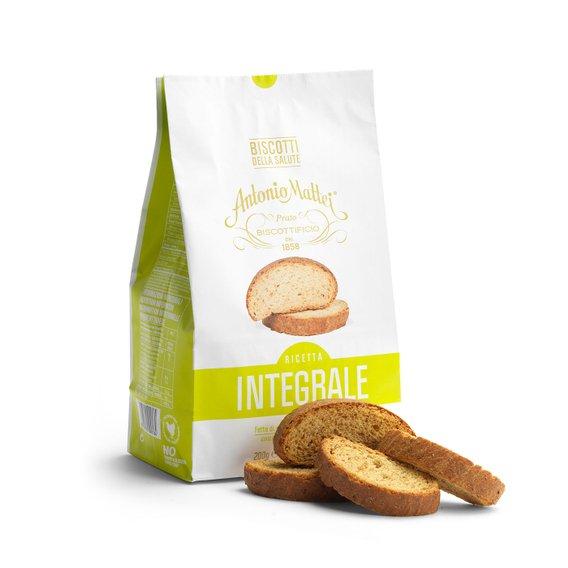 Biscotti della Salute Integrali 200g