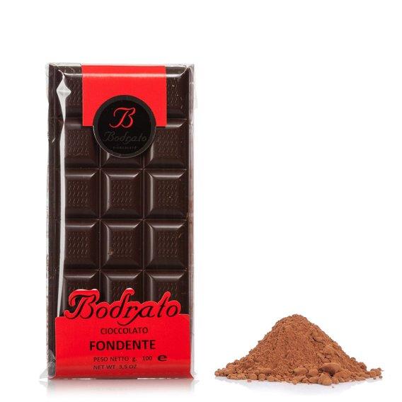 Tavoletta Cioccolato Fondente  100g