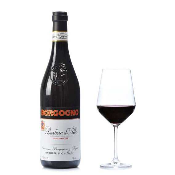 Barbera d'Alba Doc Superiore 0,75l