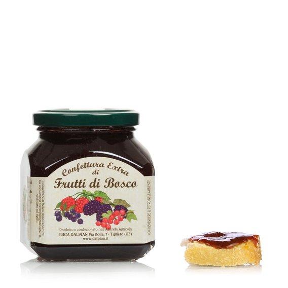 Confettura Extra Frutti Bosco 350g