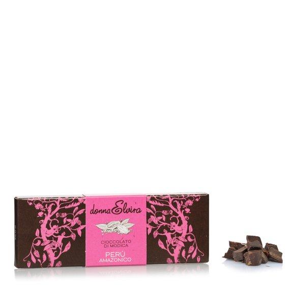 Cioccolato di Modica Perù 70g