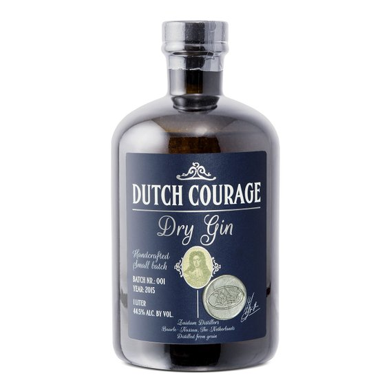 Dutch Courage Dry Gin 1l