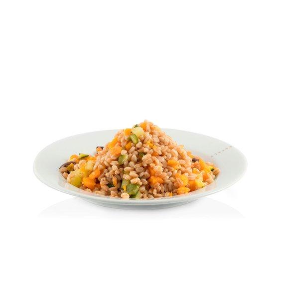 Farro Umbro Verdure e Olive Taggiasche 250g