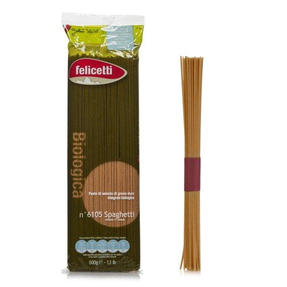 Spaghetti Integrali Bio 500g