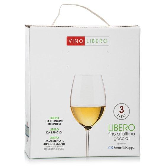 Vino Bianco Bag in Box 3l
