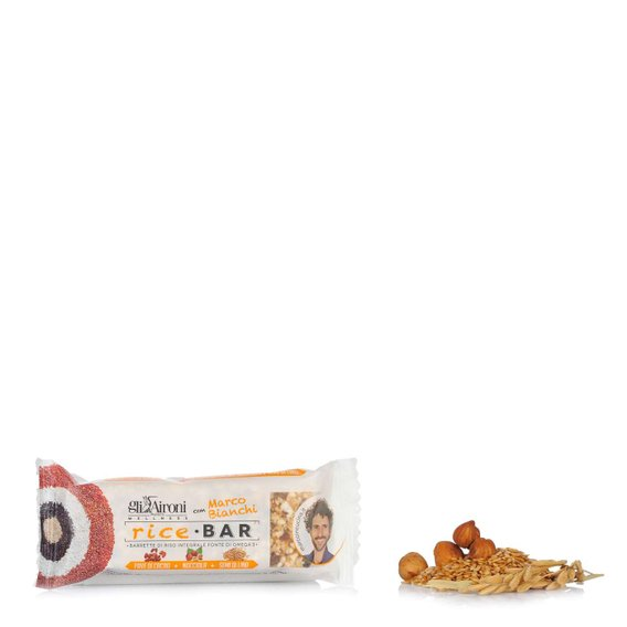 Rice Bar con Fave di Cacao 30g