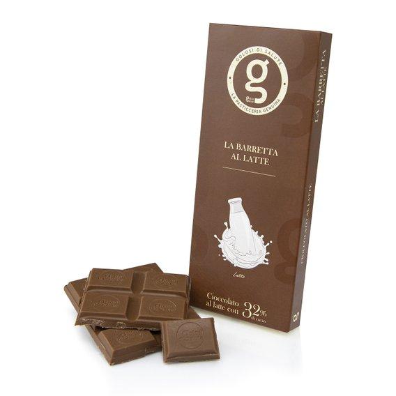 Barretta Cioccolato al Latte 75g