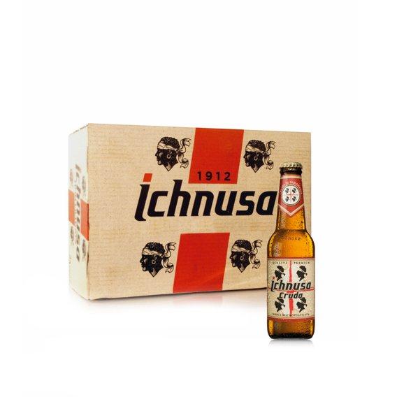 Ichnusa Cruda  24x0,33l