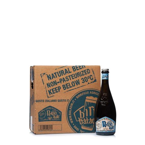 Kit 12 bottiglie Nazionale 0,33l