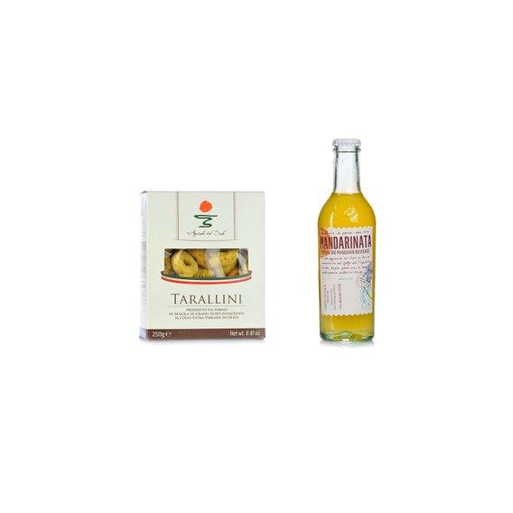 Tarallini e Succo