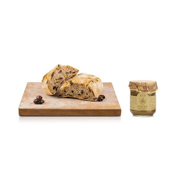 Pane e Crema di Olive