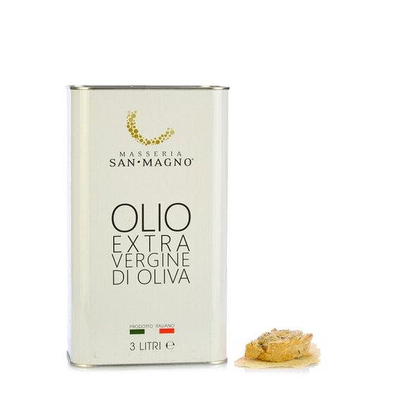 Olio Extravergine di Oliva 3L