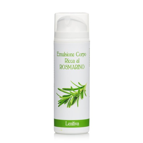 Emulsione corpo rosmarino 150ml