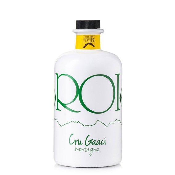 Olio Extravergine di Oliva Cru Gaaci DOP Riviera Ligure  0,5l