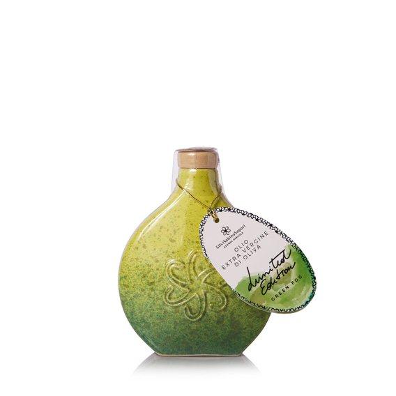 Olio Evo Fiaschetto Limited Edition Green Fog 100ml