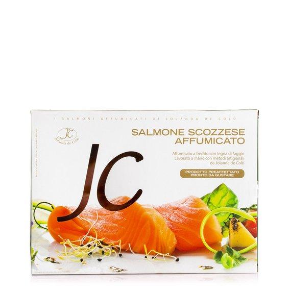 Salmone Scozzese Affumicato  100g