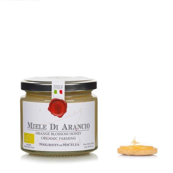 Miele di Arancio Bio 250g