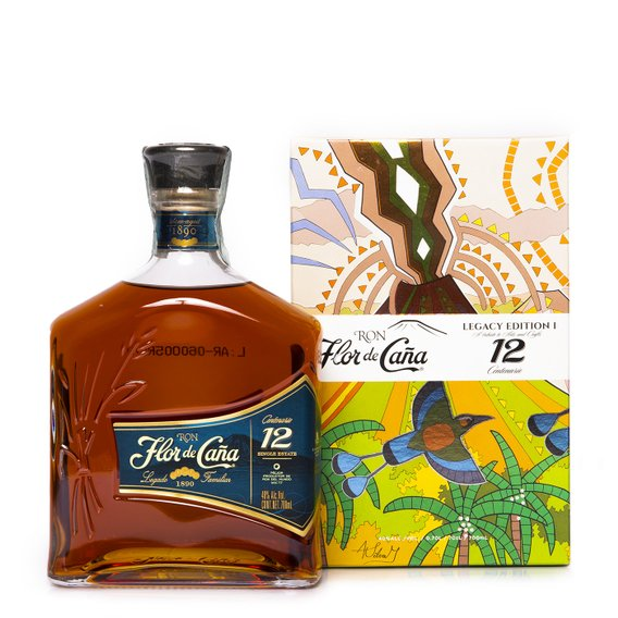 Rum Single Estate Centenario 12 anni 0,70l