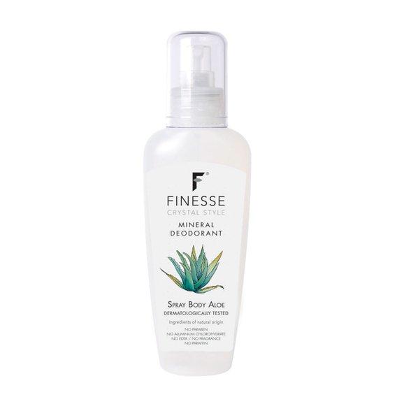 Spray Allume di Potassio all'Aloe 125ml