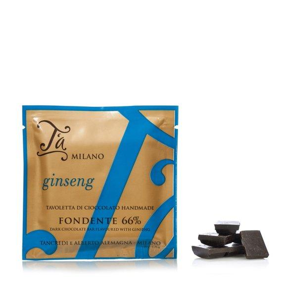 Tavoletta Ginseng Fondente 50g