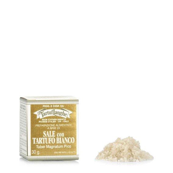 Sale Con Tartufo Bianco 30g