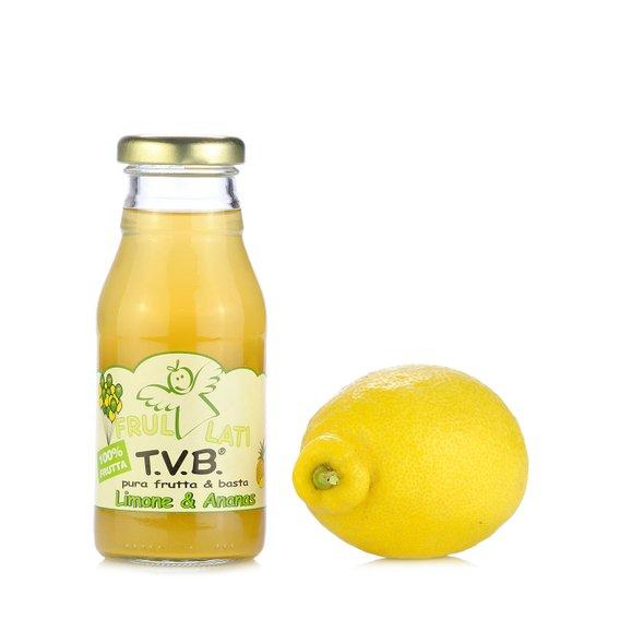 Frullato Ananas e Limone 200ml