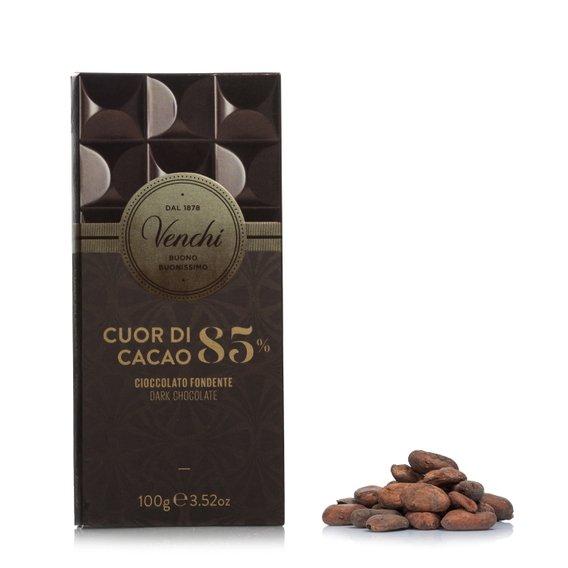 Tavoletta Cioccolato Extra Fondente 85% 100g