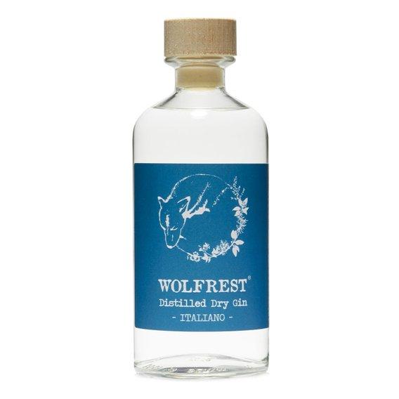 Wolfrest Gin 0,50l