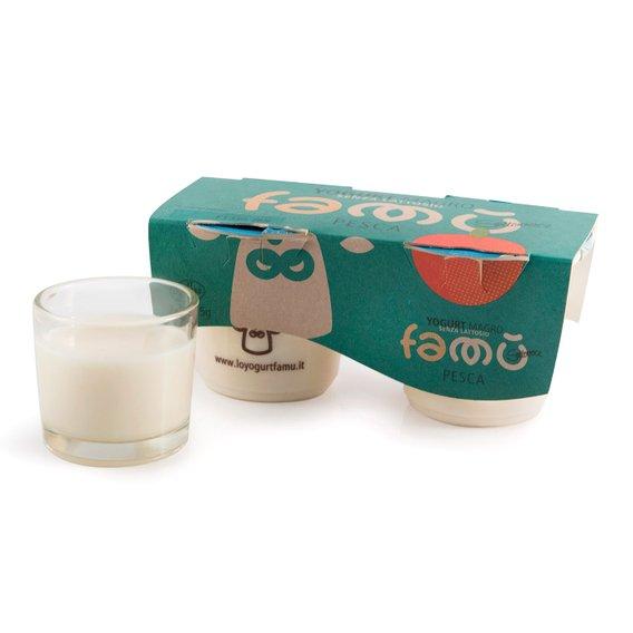 Yogurt alla Pesca Senza Lattosio  2x125g