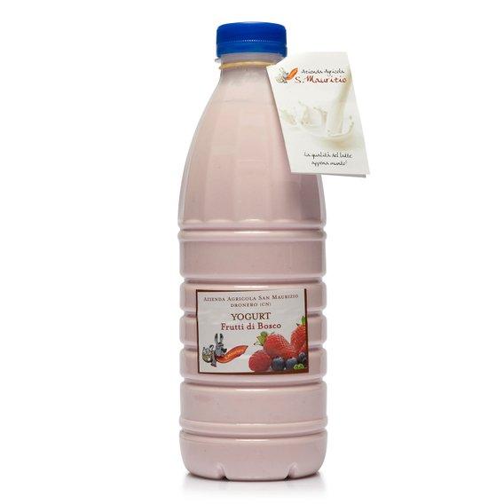 Yogurt ai Frutti di Bosco  1l