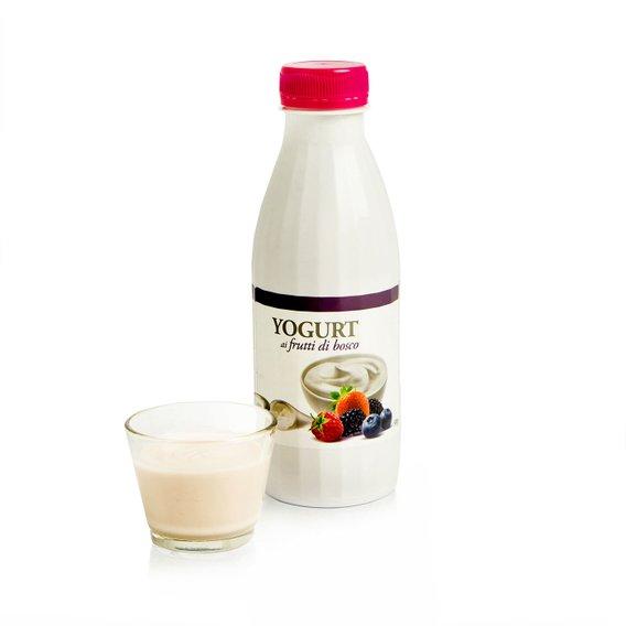 Yogurt ai Frutti di Bosco 500g