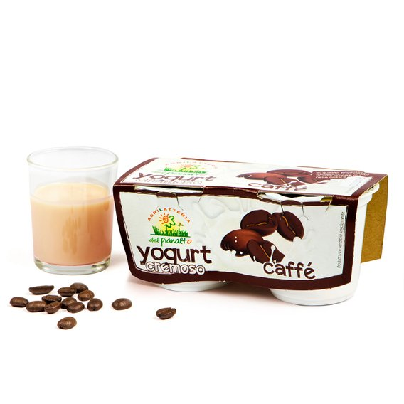 Yogurt al Caffè  2x125g
